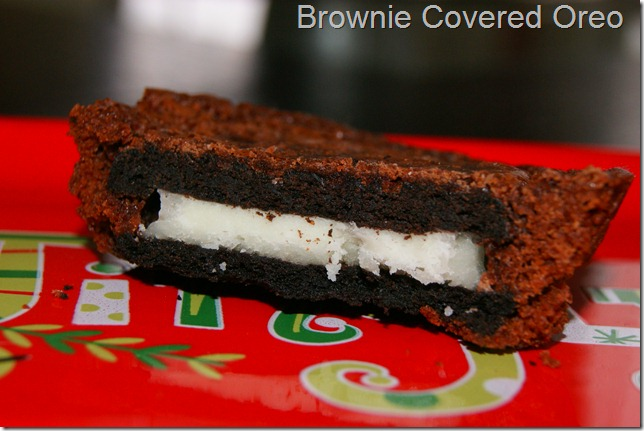 Brownie covered Oreo's 003
