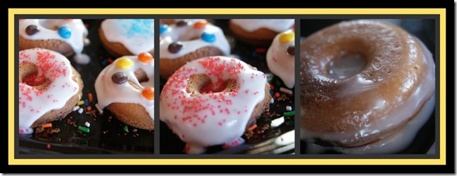 Donut collage 1