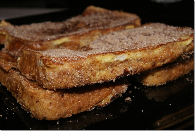 Doughnut French Toast 010
