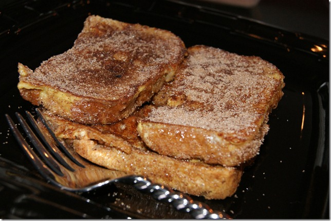 Doughnut French Toast 017