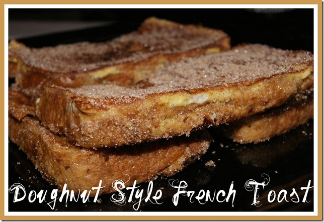 Doughnut French Toast 51