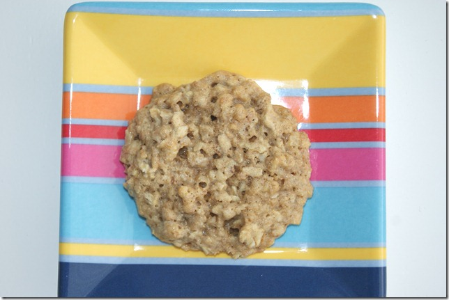 Grape Nut Cookies 014