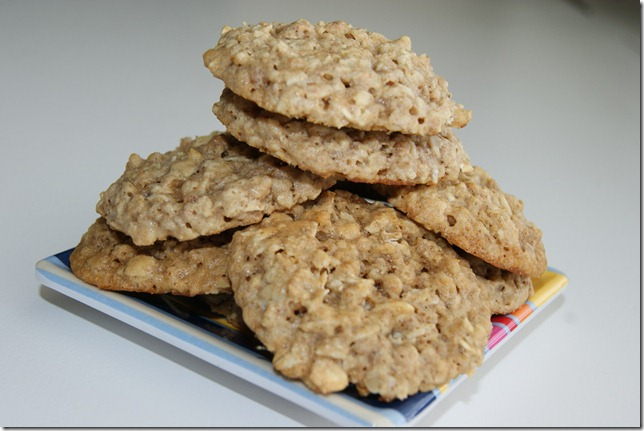 Grape Nut Cookies 018