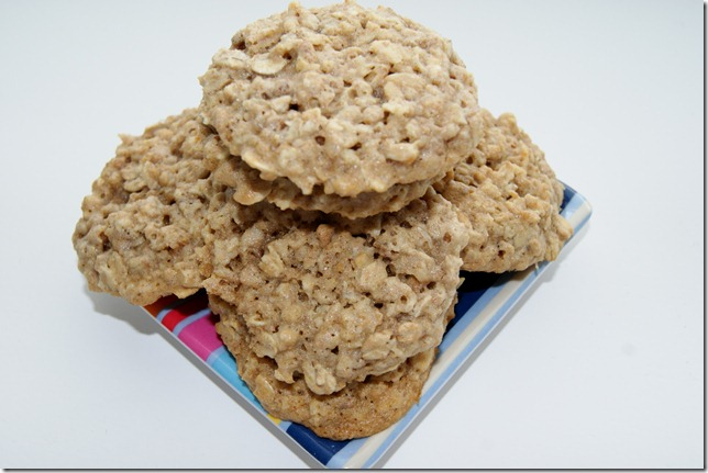 Grape Nut Cookies 019