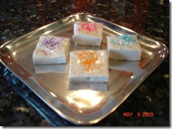 homemade marshmallows 002