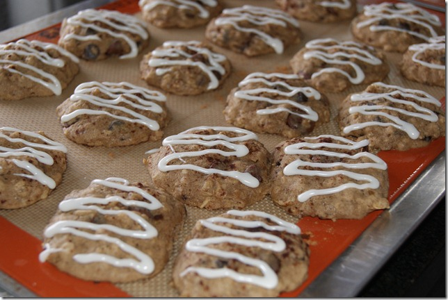 Chocolate Chip Banana Bread Cookies 020