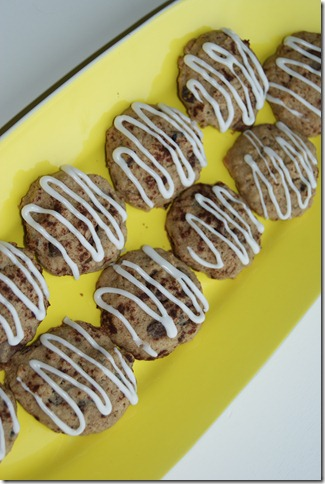 Chocolate Chip Banana Bread Cookies 025
