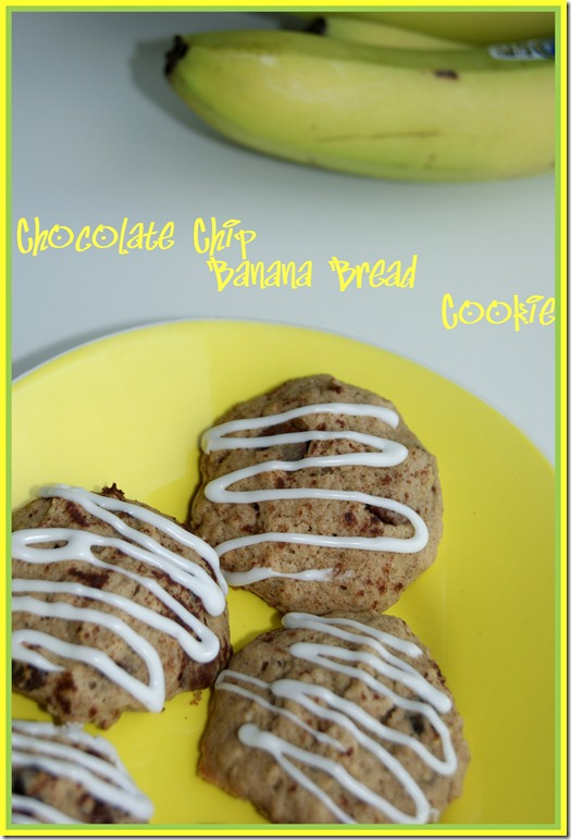 Chocolate Chip Banana Bread Cookies 51