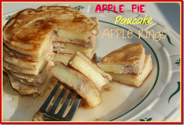 pancake apples 100