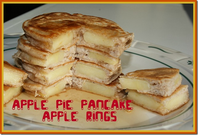 pancake apples 101